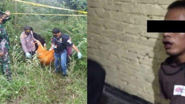 Tersangka Pembunuh Wanita Sopir Taksi Online yang Mayatnya Ditemukan di Gunung Salak Aceh Ditangkap
