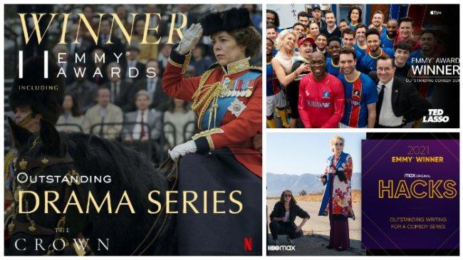 Daftar Pemenang Emmy Awards 2021: The Crown Menang Banyak dengan 7 Penghargaan