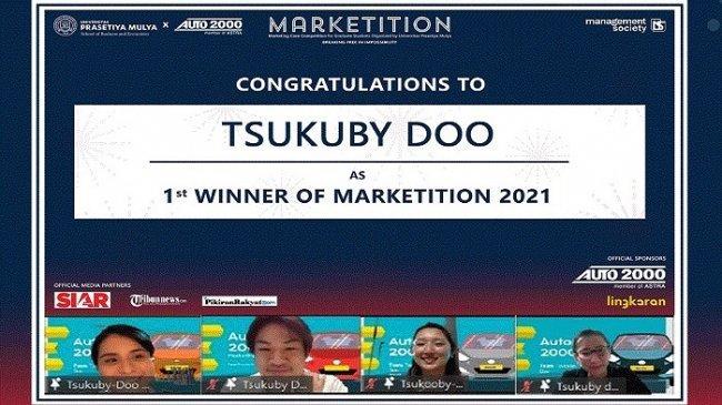 Universitas Prasetiya Mulya Selenggarakan Kompetisi Marketing Internasional: Jepang Masih Terdepan