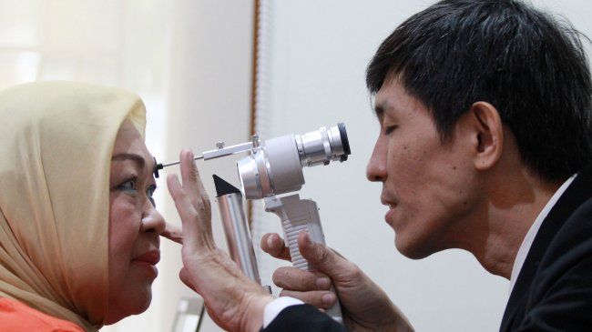 Penderita Katarak Bisa Dapatkan Penglihatannya Kembali Jika Tidak Ada Komplikasi