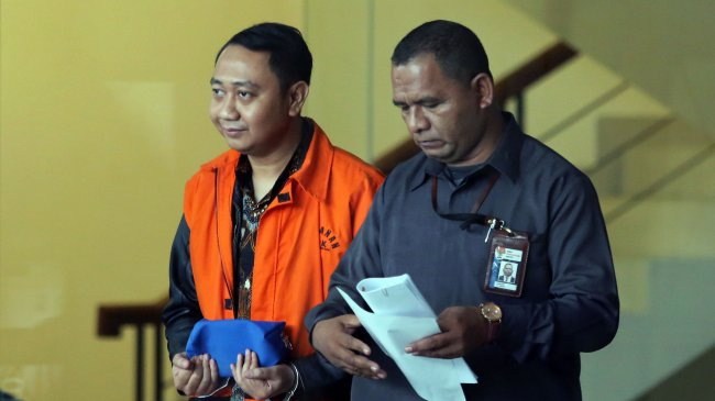 KPK Siap Hadapi Gugatan Sita Eksekusi Eks Bupati Lampung Utara Agung Ilmu Mangkunegara