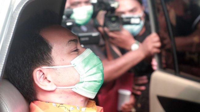 KPK Tambah Masa Penahanan Azis Syamsuddin 40 Hari