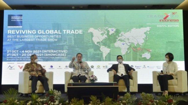 Pemerintah Hadirkan Trade Expo Indonesia ke-36 Secara Digital