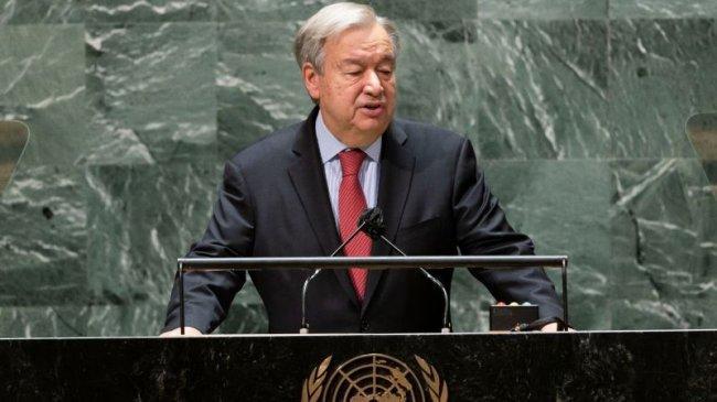 Anggota Tetap Dewan Keamanan PBB Akan Desak Pemerintahan Taliban Lebih Inklusif