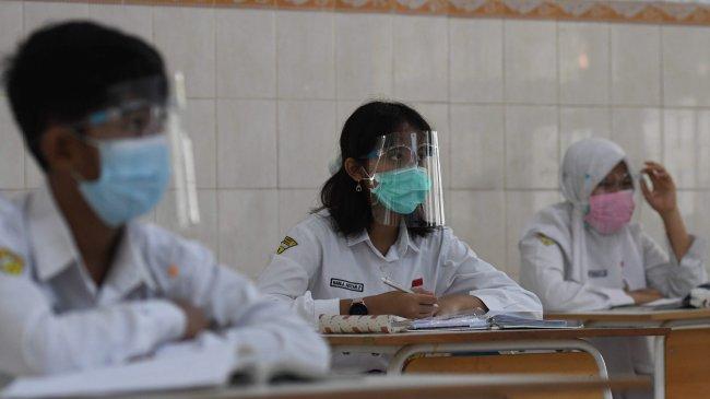 ATURAN Sekolah Tatap Muka di DKI Jakarta yang Digelar Mulai Besok, 30 Agustus 2021