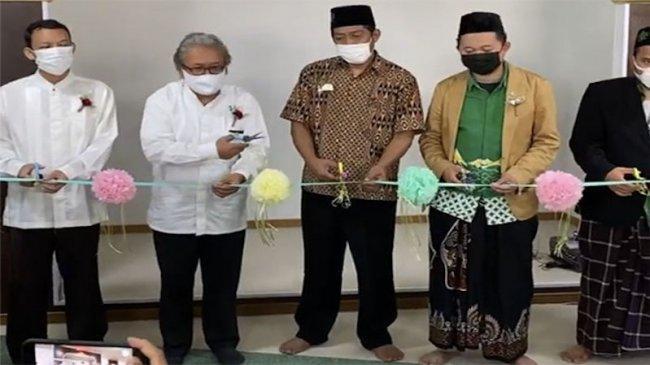Masjid Nahdlatul Ulama Jepang Diresmikan Duta Besar Heri Akhmadi