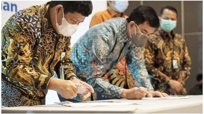 BPJS Ketenagakerjaan dan Hiswana Migas Bersinergi dalam Penyelenggaraan Program Jamsostek