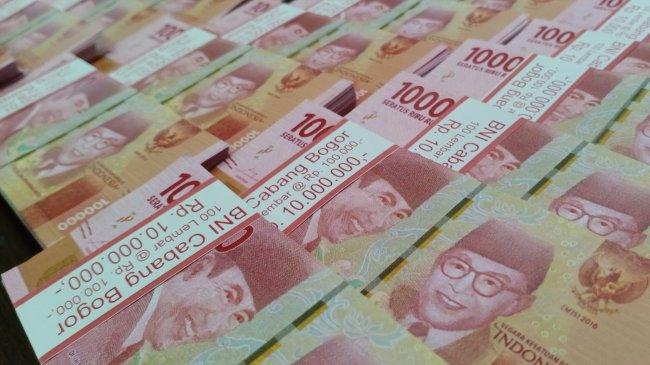 Rupiah Unjuk Kekuatan di Jumat Pagi, Menguat Rp 14.205 Per Dolar AS