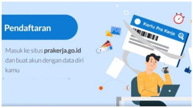 Cara Daftar Kartu Prakerja Gelombang 19 di www.prakerja.go.id, Dibuka 800 Ribu Kuota