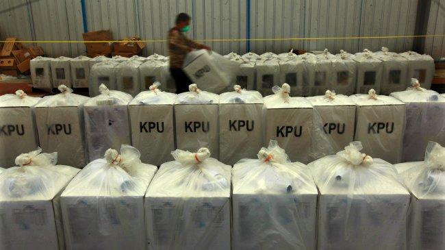 KPU Usul Pemilu Digelar Februari 2024 dan Pilkada Serentak 27 November 2024