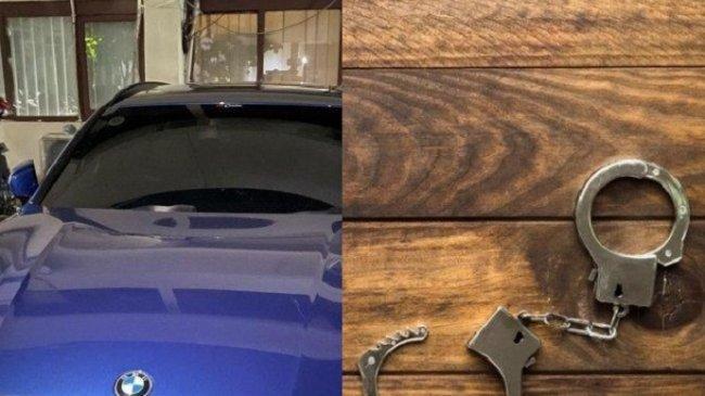 Mobil Sedan BMW Tabrak Polisi di Jakarta, Nasib Pengemudi hingga Kronologi Kejadian
