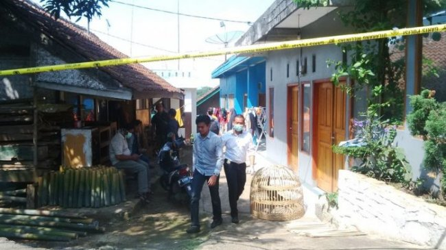 Ada Warga Pendatang yang Ikut Diamankan Densus 88 Saat Penggerebekan di Bandung
