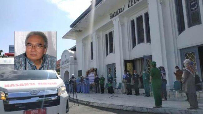 7 Guru Besar Universitas Airlangga Gugur Sepanjang Pandemi, 6 Meninggal Karena Covid-19