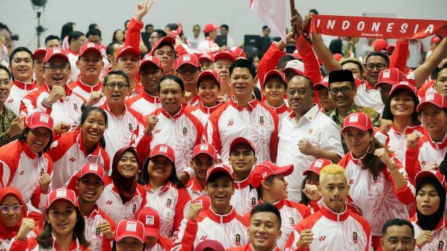 Kontingen Indonesia ke Olimpiade Tokyo Berangkatnya Nyicil, Ini Jadwal Per Cabornya