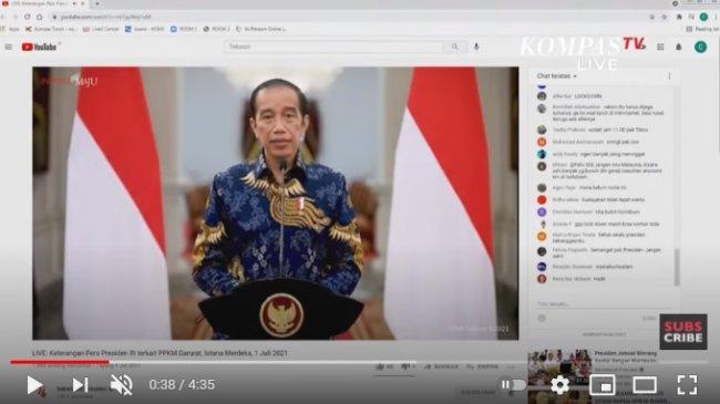 Ketua MPR Ajak Masyarakat Patuhi PPKM Darurat Jawa - Bali