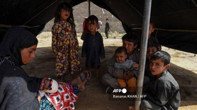 PBB: Vaksinasi Polio untuk Seluruh Anak Afghanistan Dilakukan Mulai November