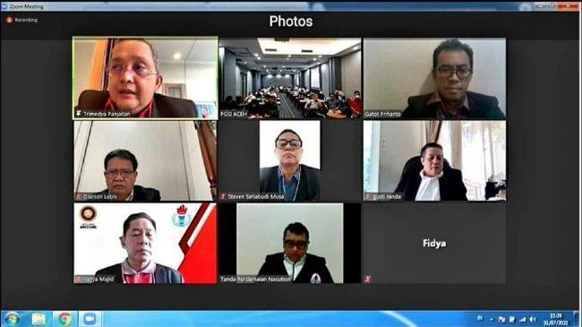 Ketua Umum PP PGSI Harapkan Adnan Yacob Bangkitkan Prestasi Atlet Gulat di Aceh