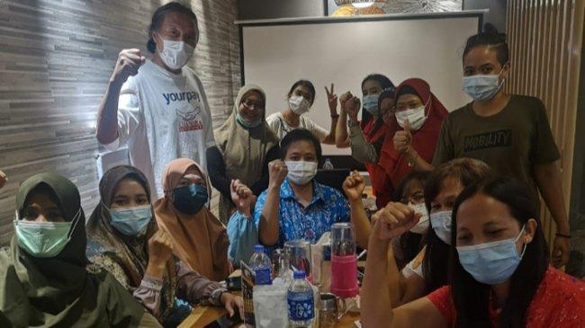 PMI di Hong Kong Difasilitasi Pengusaha untuk Berbisnis Usaha Akuaponik di Kediri