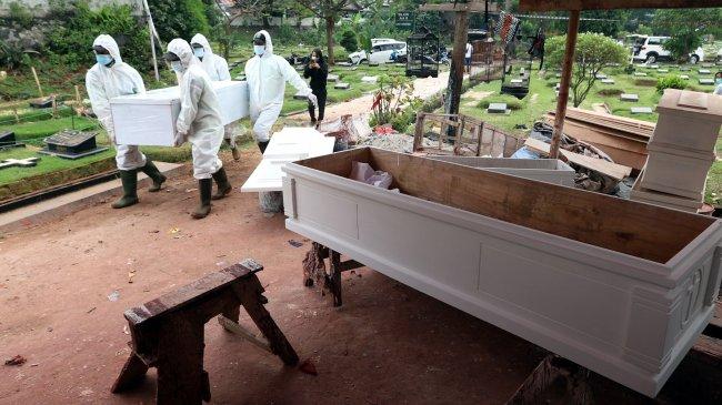 Pungli Biaya Pemakaman Jenazah Covid-19 di Semarang, Pelakunya Modin, Ketua RT dan Pencinta Alam