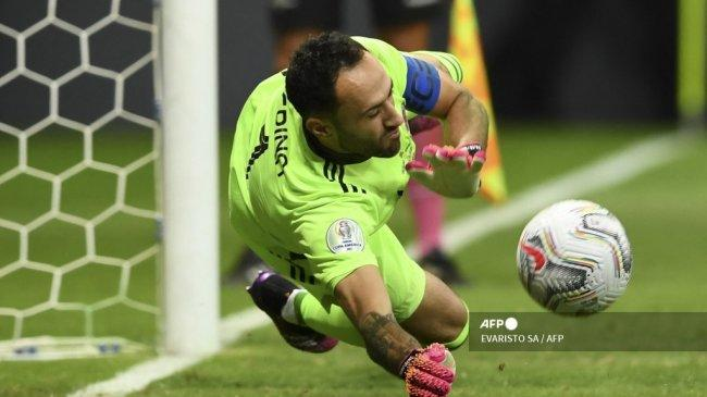 Hasil Copa America: Gagalkan 2 Penalti Pemain Uruguay, Eks Kiper Arsenal Bawa Kolombia ke Semifinal