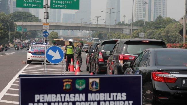 Syarat Masuk Jakarta selama PPKM Darurat, Warga Jabodetabek Wajib Punya STRP