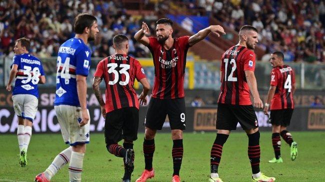 Jelang Liverpool vs AC Milan Liga Champions - Giroud Kartu AS Rossoneri, Ibra & Tomori jadi Penopang