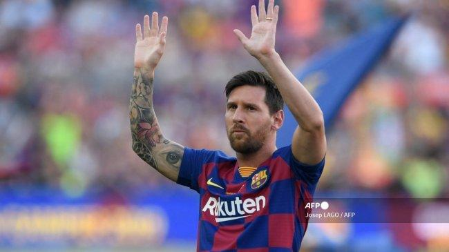 Pamor Barcelona Menukik Drastis, Diego Simeone: Jangan Kambing Hitamkan Messi!