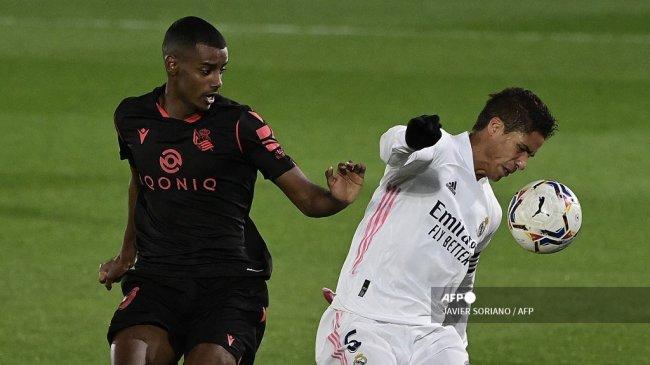 Raphael Varane Kejutan untuk Manchester United di Bursa Transfer, Hengkangnya Ramos jadi Kunci
