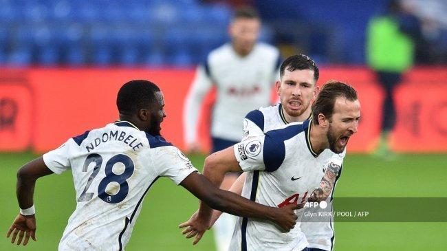 Kisah Asmara Harry Kane dan Manchester City Kandas, Cinta untuk Tottenham Lebih Besar