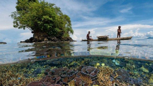 2 Pria 29 Hari Tersesat di Laut, Bertahan dengan Jeruk dan Air Hujan hingga Ditemukan di Negara Lain