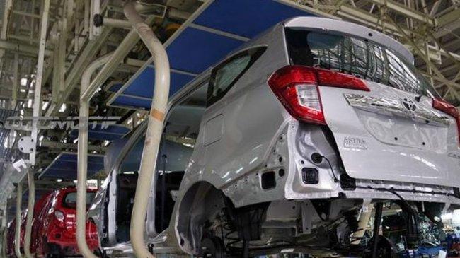PPKM Darurat Turunkan Kapasitas Produksi Daihatsu