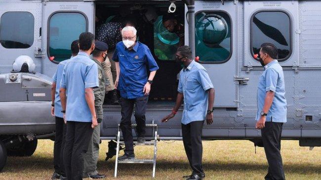PM Malaysia Ismail Sabri: Mereka yang Tidak Divaksin Hanya Menyulitkan Hidup Mereka Sendiri