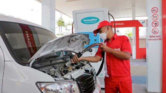 Kementerian ESDM : Konsumsi Gas Domestik Naik, Sektor Industri Jadi Konsumen Terbesar