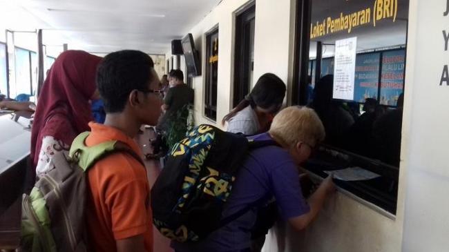 Pascalebaran, Pemohon SIM di Polresta Surakarta Meningkat 50 Persen