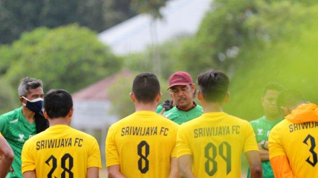 Sriwijaya FC Jadi Tuan Rumah Liga 2, Nil Maizar Berikan Tanggapan