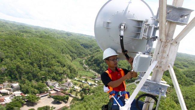 Kemkominfo Tingkatkan Jaringan 4G di 9 Wilayah Indonesia