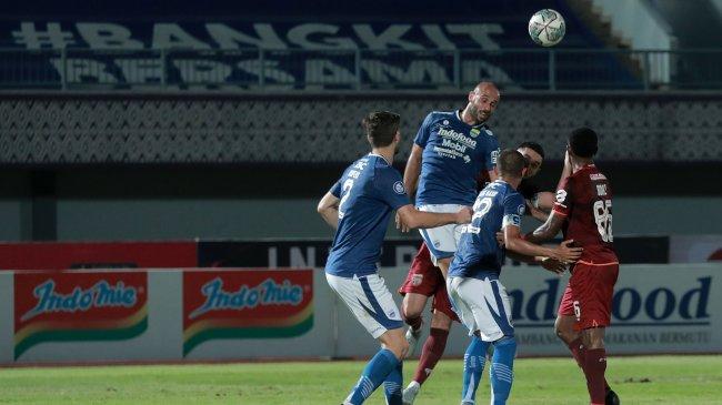 Jadwal Liga 1 2021 Pekan ke-7, Live Indosiar, Bhayangkara FC vs Persib, Persija vs Arema FC