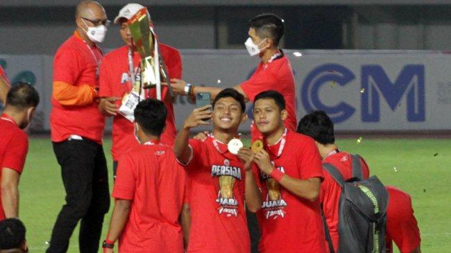 Skuat Persija Jakarta di BRI Liga 1 2021, Jumpa PSS Sleman di Laga Perdana
