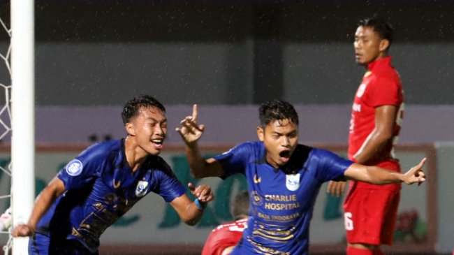 Hasil BRI Liga 1 2021: Pecundangi Persebaya, PSIS Kembali Buntuti Bhayangkara FC di Pucuk