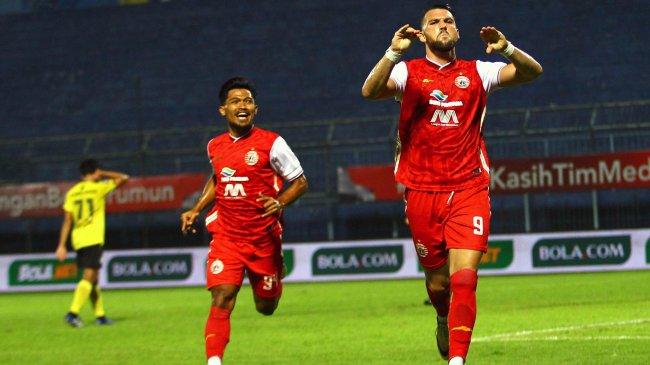 Kabar Persija, Belum Menang di Dua Laga, Marko Simic Singgung Momen Terseok di Liga 1 Musim 2019