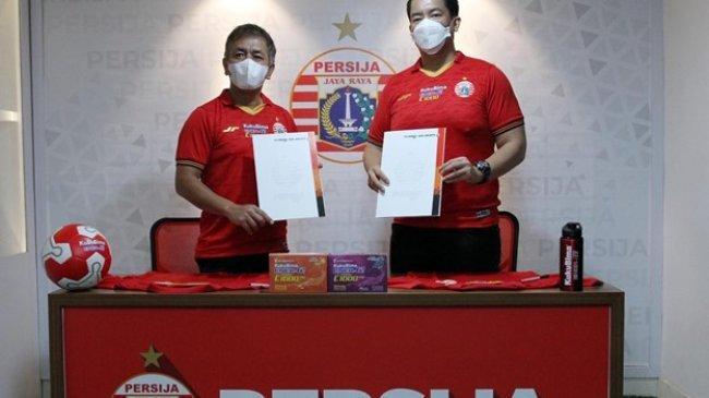 KukuBima Ener-G! Jadi Sponsor Persija di Liga 1 2021/2022
