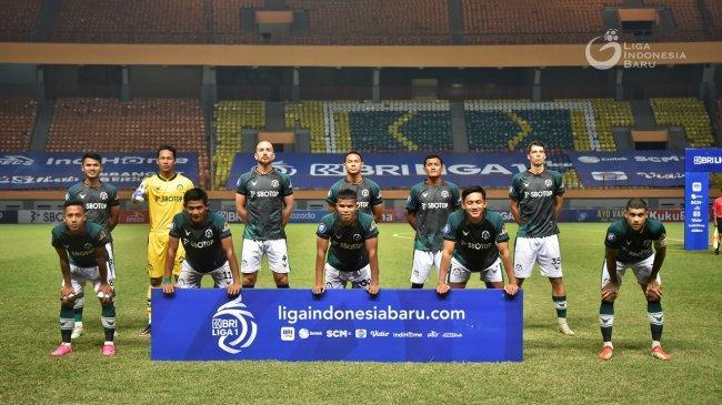 Hasil Barito Putera vs Persikabo di Liga 1 2021, Dwi Gol Ciro Alves Buat Tuan Rumah Tumbang 0-3