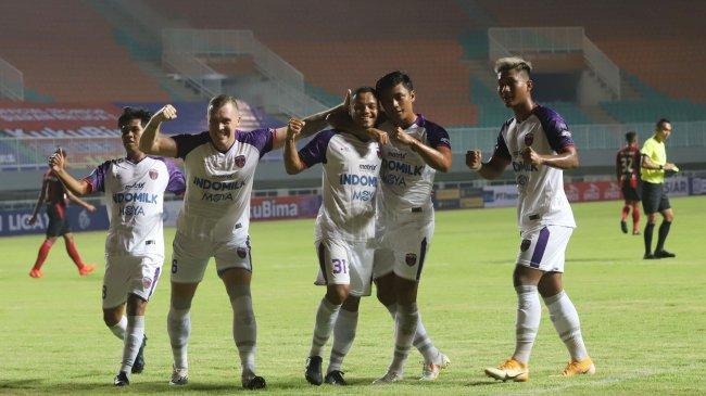 Live Streaming TV Online Indosiar, Persita Tangerang vs Bali United di Liga 1 2021, Pukul 15.15 WIB