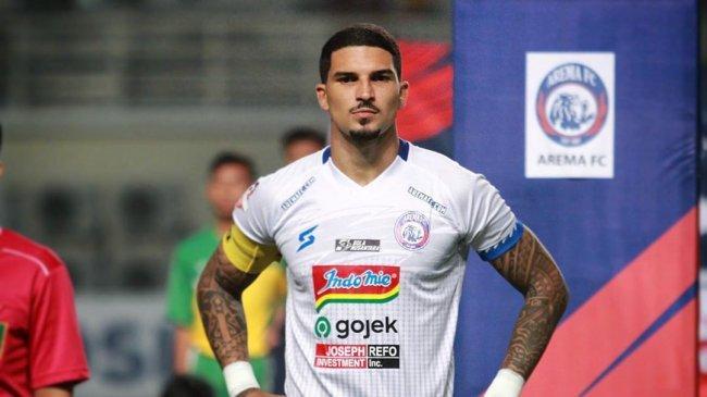 Arema FC Kali Ini Gagal Gaet Arthur Cunha