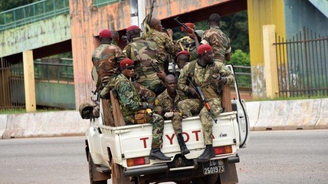 Junta Militer Guinea Akan Tempatkan Perwira sebagai Gubernur Militer di 8 Distrik Administratif