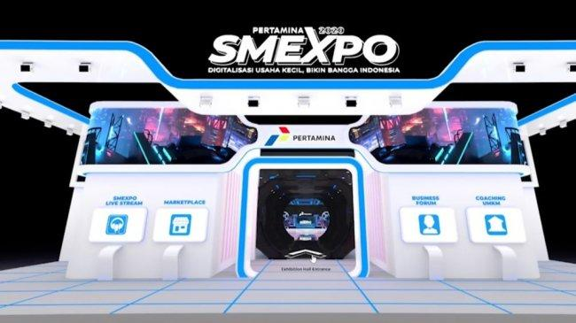 Gerakan Bangga Buatan Indonesia Segera Diluncurkan, Pertamina Gelar SMEXPO 2021
