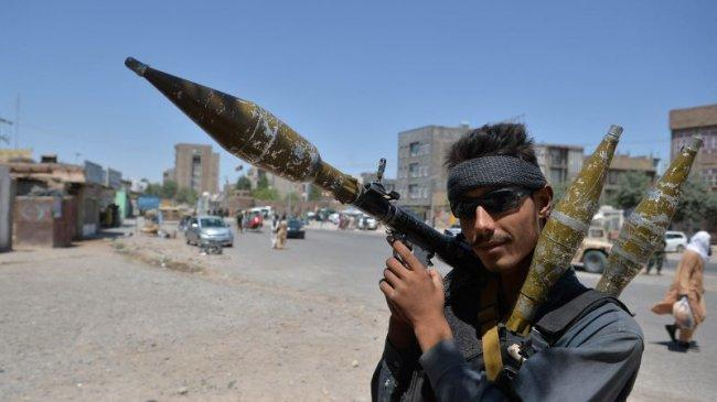 Pertempuran Jalanan Berkecamuk di Laskhar Gah, AS dan Inggris Tuduh Taliban Bantai Warga Sipil
