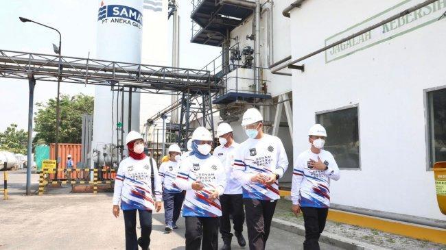 Menaker Ida: Perusahaan Pengoperasi ISO Tank Oksigen Medis Harus Perhatikan Aspek K3