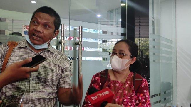 Koalisi Masyarakat Peduli Korban Kekerasan Seksual Temui Komnas HAM Terkait Kasus MS