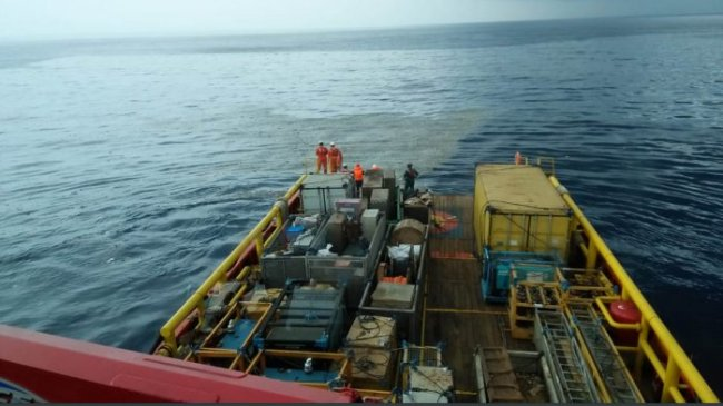 Basarnas Temukan Puing Pesawat hingga Bagian Tubuh Korban di Lokasi Lion Air Jatuh di Laut Jawa
